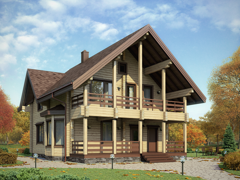 Проекты современных домов простота и функциональность
