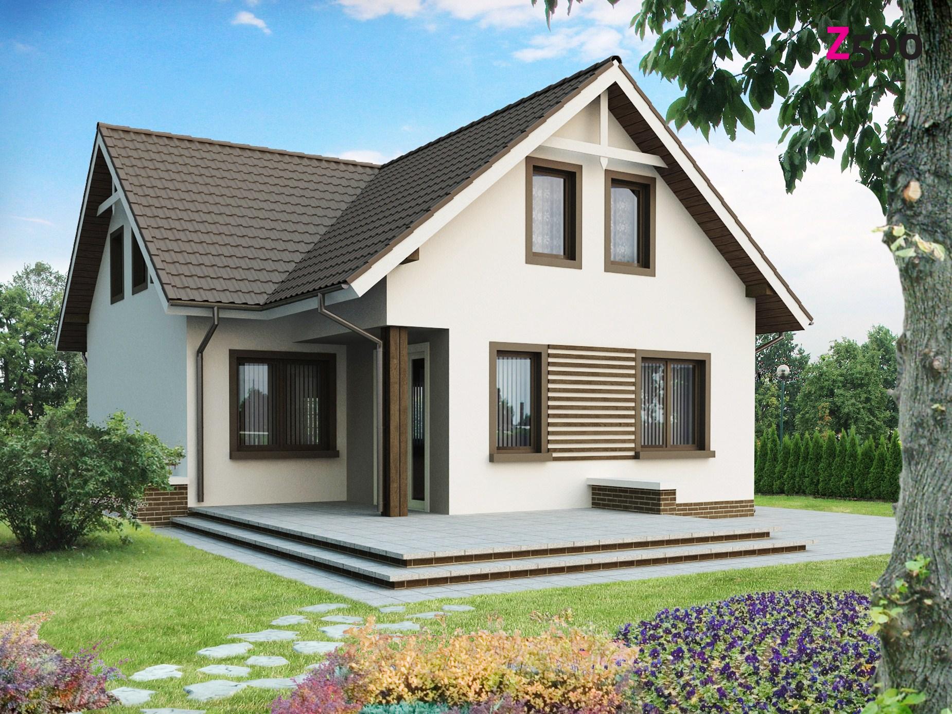 нашей стране красивый проект дома с фото и описанием всего этого